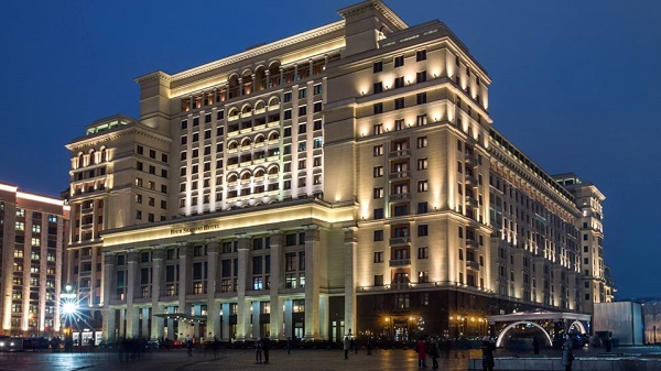 Khách sạn,Moscow