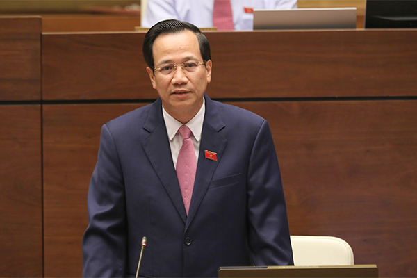Bộ trưởng LĐTBXH: Vụ xử Nguyễn Khắc Thuỷ tôi trực tiếp gọi cho Viện trưởng nói thẳng