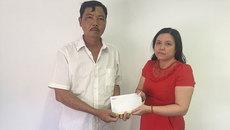 Hai vợ chồng cùng mắc ung thư có thêm tiền chữa bệnh