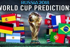 Lịch phát sóng trực tiếp World Cup 2018 của VTV