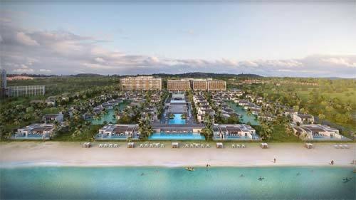 Regent Residences Phu Quoc - biệt thự 6 sao… trên không