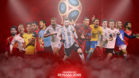 Road to World Cup 2018
