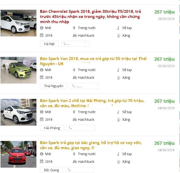Giảm giá mạnh, ô tô rẻ nhất Việt Nam chỉ còn 267 triệu
