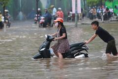 Hà Nội chi hơn 8.000 tỷ chống ngập
