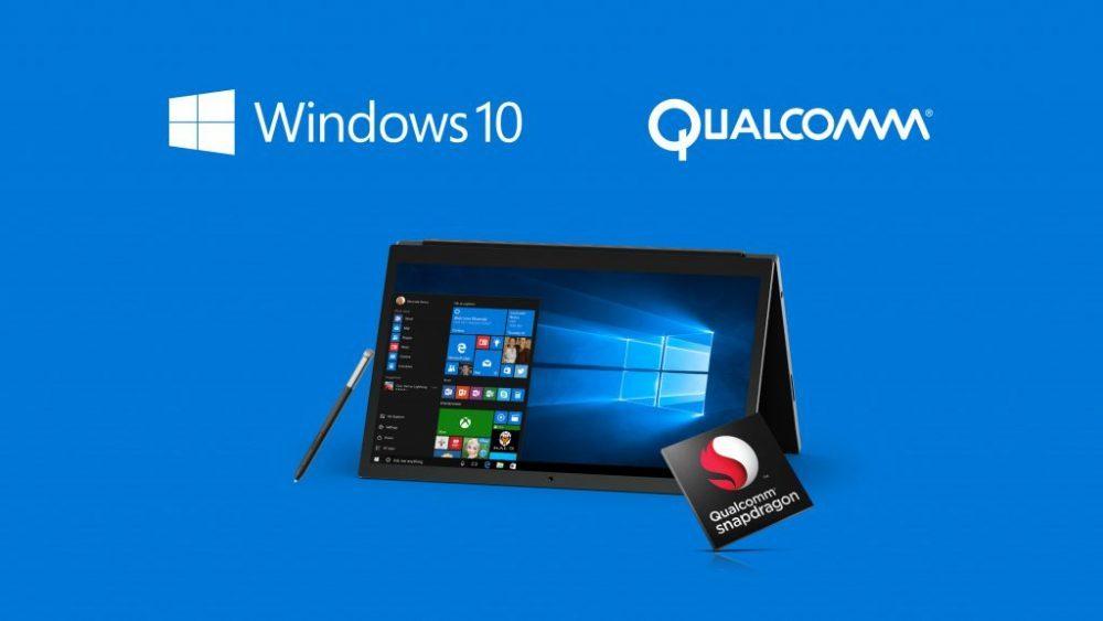 Snapdragon 850,Qualcomm,Chip Snapdragon 850,Windows 10,Máy tính,Điện thoại di động