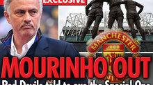 MU bị phá đám sa thải Mourinho, Real mời Klopp thay Zidane