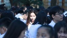 Hôm nay,  gần 95.000 thí sinh Hà Nội làm thủ tục dự thi lớp 10