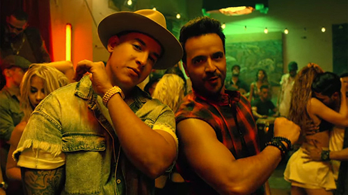 MV Despacito - Luis Fonsi ft. Daddy Yankee
