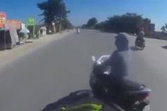 Tai nạn vì đồ chống nắng