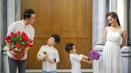 Trong cùng một ngày, vợ chồng Lâm Vỹ Dạ bị chiếm Facebook