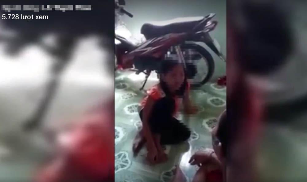 Xác minh vụ bé gái bị cha ruột lạm dụng tình dục
