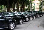 Thượng tướng quân đội, công an được sử dụng ô tô không quá 1,1 tỉ đồng