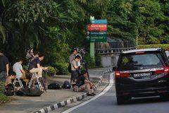 Phóng viên quốc tế ùn ùn đến Singapore đưa tin Mỹ - Triều