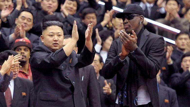 Kim Jong Un,Dennis Rodman,Donald Trump,thượng đỉnh Mỹ - Triều,Singapore