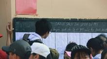 Hà Nội công bố điểm thi lớp 10 vào ngày 23/6