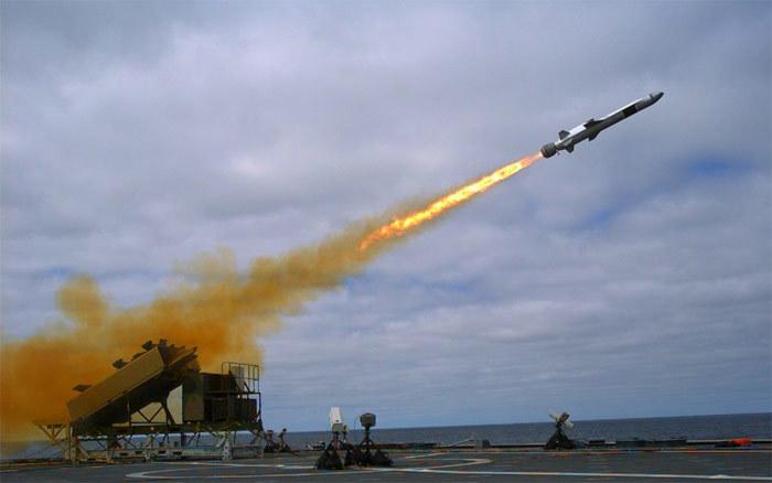 Hải quân Mỹ,tên lửa tối tân,tên lửa diệt hạm,tên lửa NSM