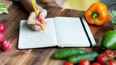 Học cách lập danh sách để luôn theo sát mục tiêu giảm cân