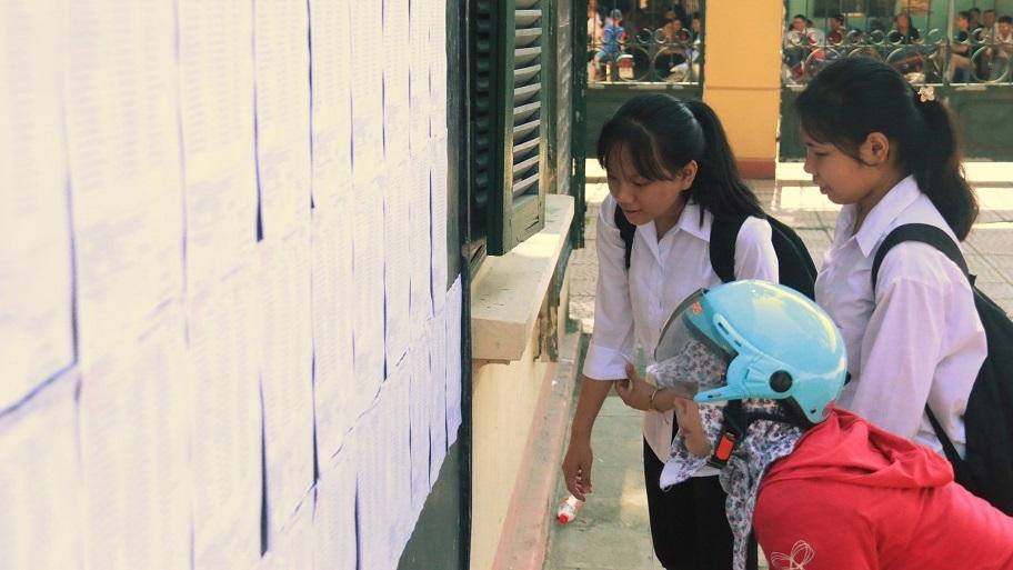 Thi lớp 10 ở Hà Nội: Có phòng thi chỉ 5 thí sinh