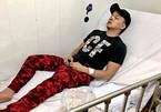 Cao Thái Sơn cấp cứu trong đêm vì chảy máu mũi không ngừng
