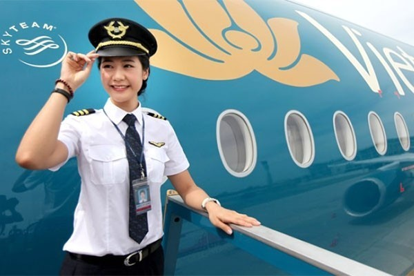 Vietnam Airlines,phi công,hàng không,tăng lương