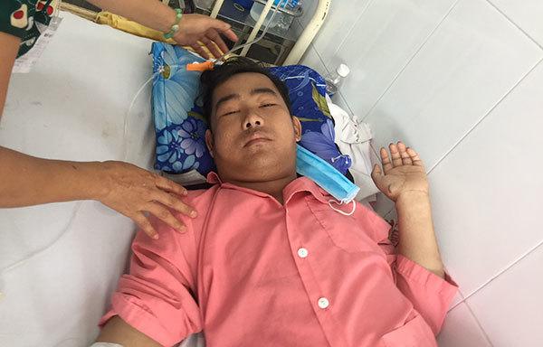 bệnh lupus ban đỏ,hoàn cảnh khó khăn,bệnh hiểm nghèo,từ thiện vietnamnet,nhân ái