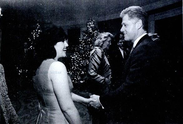 Bill Clinton,Tổng thống Bill Clinton,Monica Lewinsky,nợ khủng