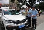 Đã có gần 100 lượt xe du lịch tự lái Trung Quốc vào Việt Nam