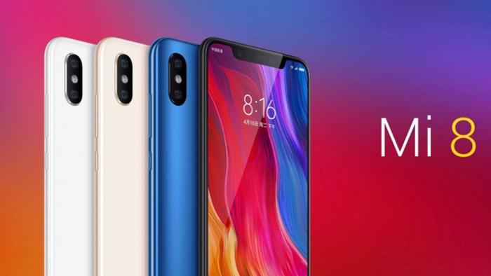 Điện thoại Xiaomi,điện thoại Trung Quốc,Xiaomi Mi 8
