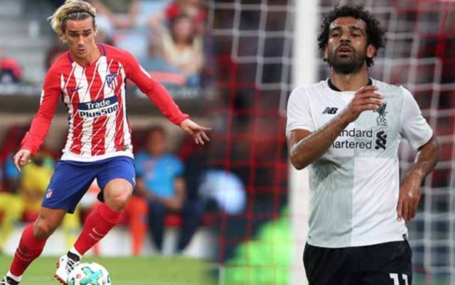 Bị Griezmann 'lật kèo', Barca mua ngay Salah