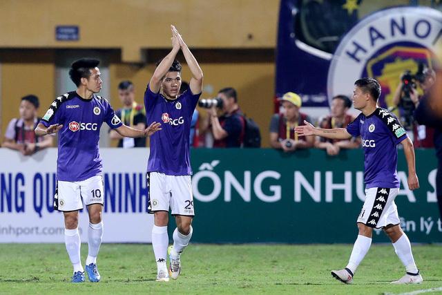 CLB Hà Nội,bầu Hiển,Quang Hải,V-League