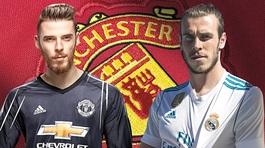 De Gea đòi sang Real, MU tiến gần ký Bale