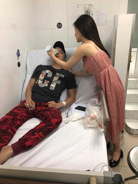 Ca sĩ Cao Thái Sơn qua cơn nguy kịch vì vỡ mạch máu mũi
