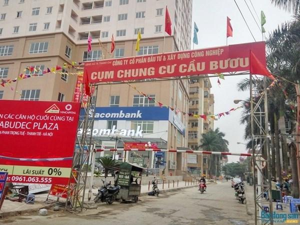Hà Nội: Thêm tòa nhà chưa nghiệm thu PCCC đã đưa dân vào ở