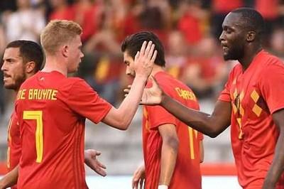Đè bẹp Ai Cập, Bỉ chạy đà hoàn hảo cho World Cup
