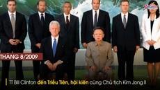 Lịch sử thăng trầm trong quan hệ Mỹ - Triều