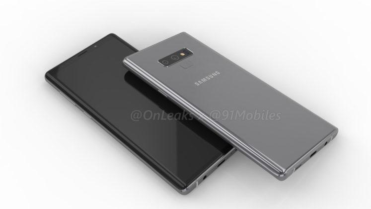 Bạn mong đợi chiếc Samsung Galaxy Note 9 sắp ra mắt như thế này?