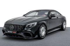 Xe độ hạng sang Mercedes-AMG S63 Brabus mạnh và đắt