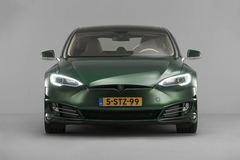 "Xe độ ""tinh tế"" từ mẫu Tesla Model S Shooting Brake"