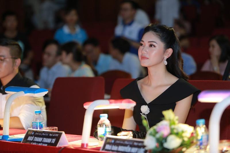 Á hậu Thanh Tú,MC,VTV