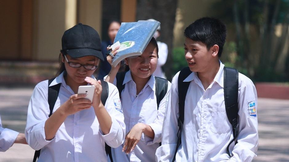 Học sinh Nghệ An được nghỉ hè sớm 1 tuần
