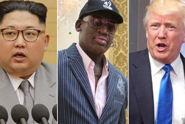 Ngoại giao bóng rổ hiệu quả với Kim Jong Un?