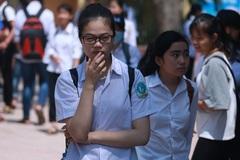 Đề thi ngữ văn lớp 10 ở Hà Nội bị nghi lộ từ sớm