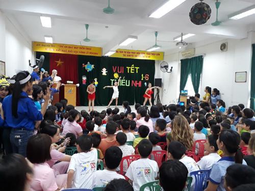Sinh viên SunwayHANU với ý thức trách nhiệm cộng đồng