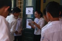 Không chỉ đề Văn, đề Toán thi vào lớp 10 Hà Nội cũng bị lọt ra ngoài