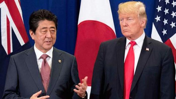 Triều Tiên,Nhật Bản,Mỹ,Donald Trump,Kim Jong Un,Shinzo Abe,thượng đỉnh Mỹ - Triều,cuộc gặp Trump-Kim