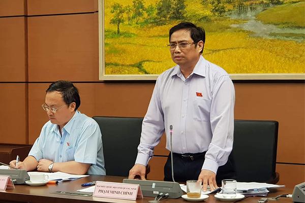 giám đốc công an,phong tướng,tướng công an,Phạm Minh Chính