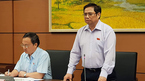 Ông Phạm Minh Chính: Cấp hàm tướng cho GĐ công an đừng làm tăng tướng