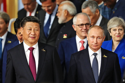 Tổng thống Putin kể về sinh nhật đặc biệt bên ông Tập Cận Bình