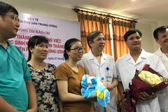 Hà Nội: Cứu sống bé gái sinh cực non nặng 500 gram