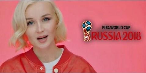 Nghe ca khúc chính thức của World Cup 2018